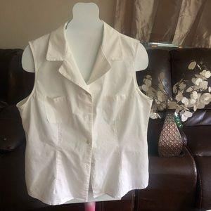 Allison Taylor junior top blouse